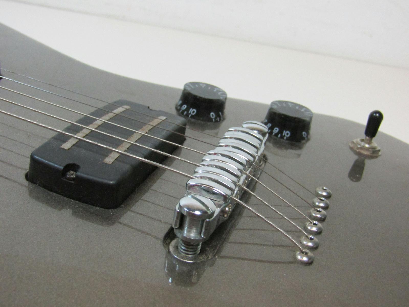 ibanez electric guitar destroyer iceman type body parts. Black Bedroom Furniture Sets. Home Design Ideas