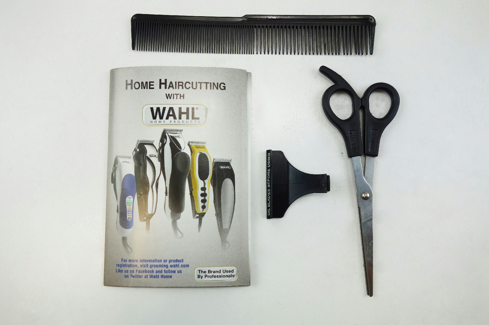 wahl home haircutting wahl deluxe home haircutting kit 79300 400 ebay 5675