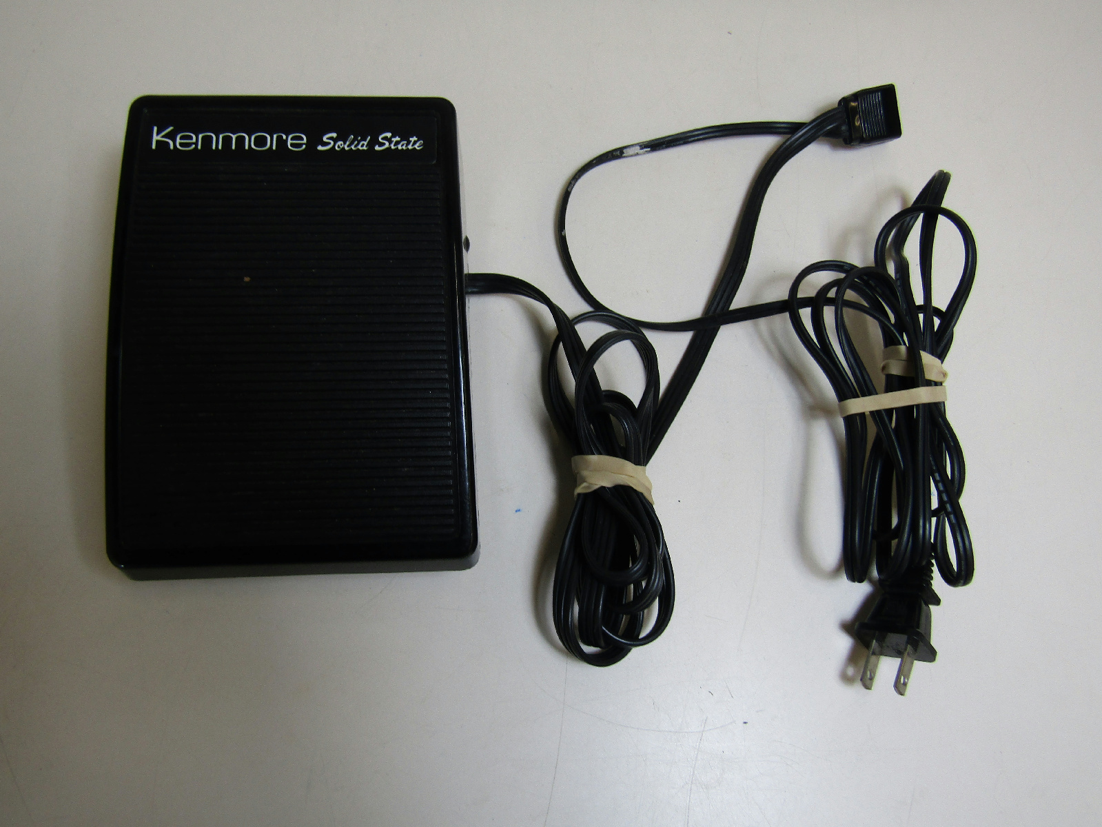 kenmore sewing machine pedal