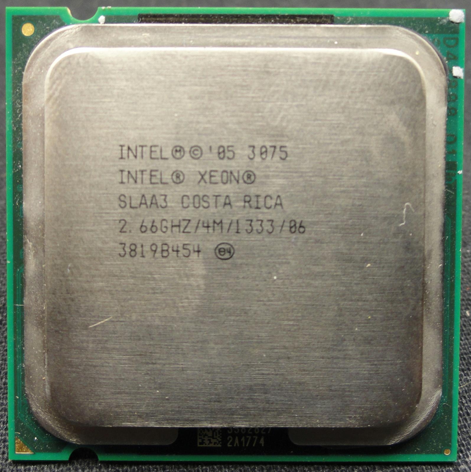 Various CPU Muestra 1