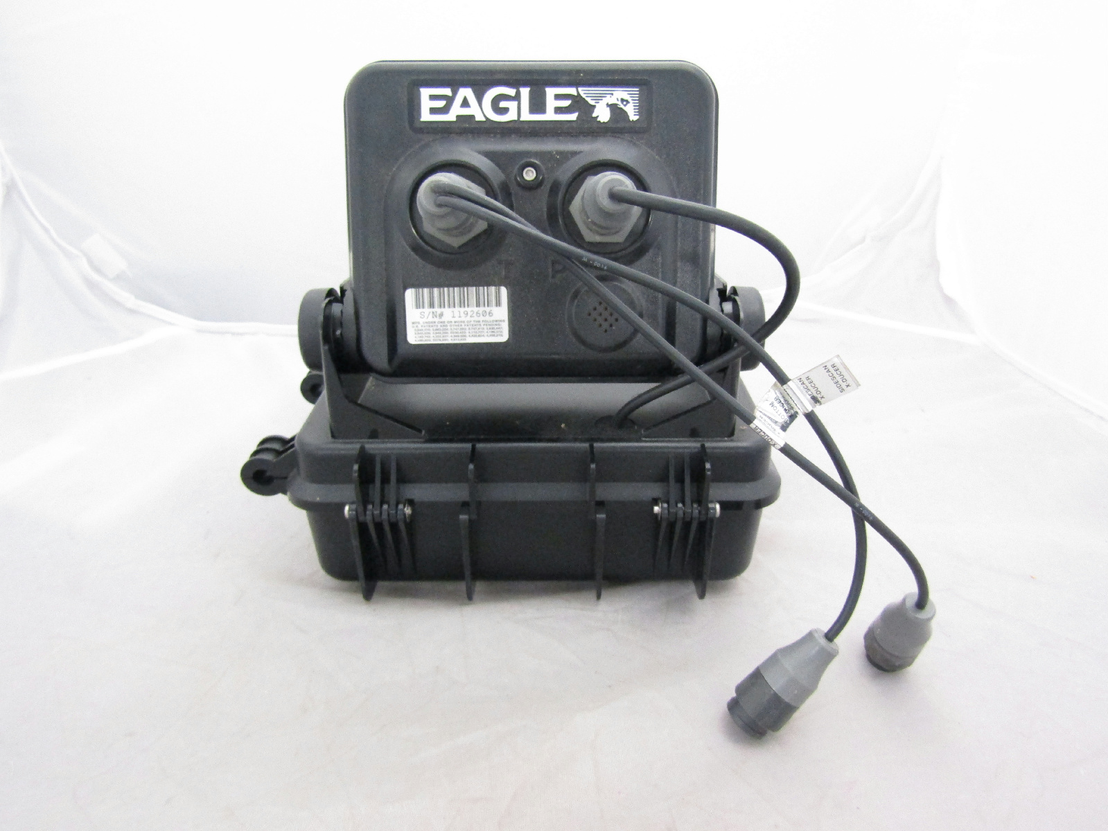 eagle magna ii portable fish finder w video 2