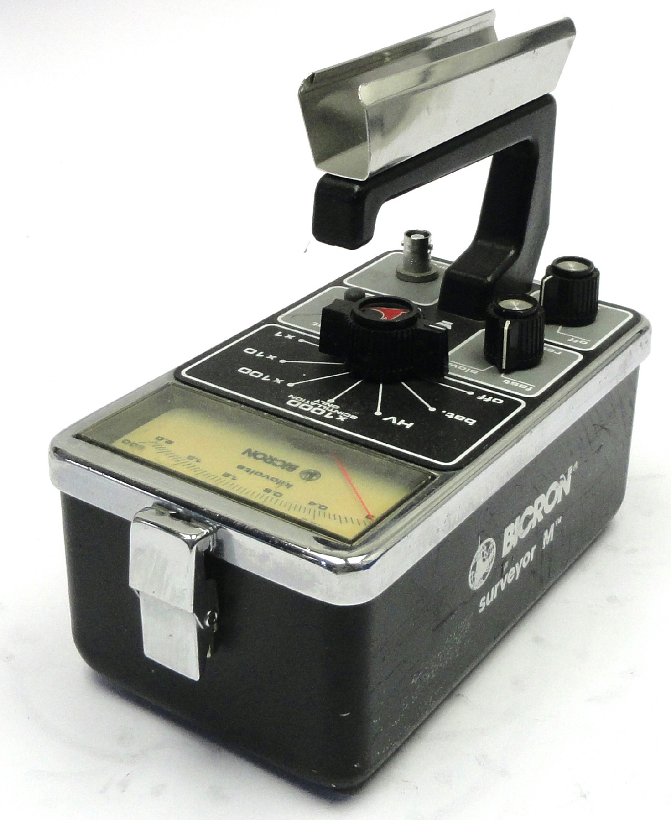 Bicron Surveyor MS || Radiation Meter Geiger Counter