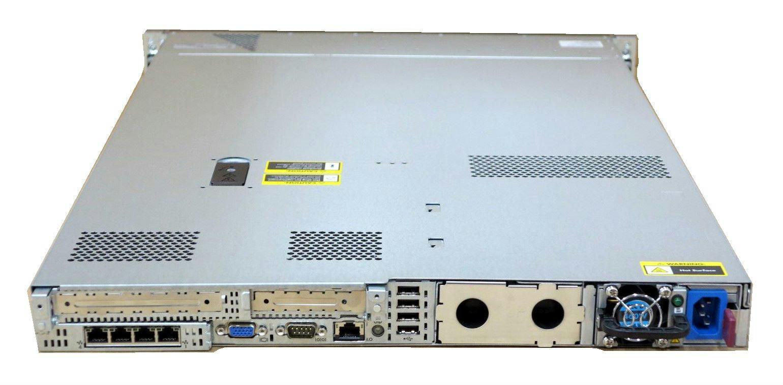 ... HP ProLiant DL360p Gen8 Server 2xE5-2667 Xeon 6-Core 2.9GHz + 64GB ...