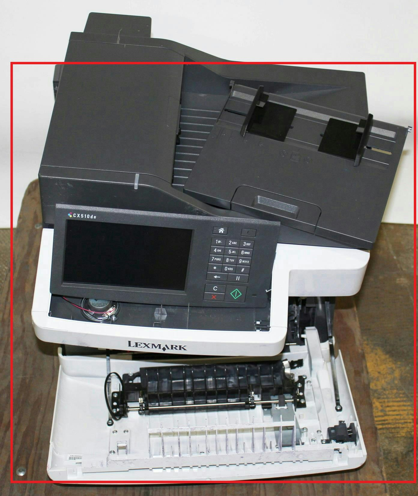 Lexmark CX510 MFP XPS v4 64 BIT Driver