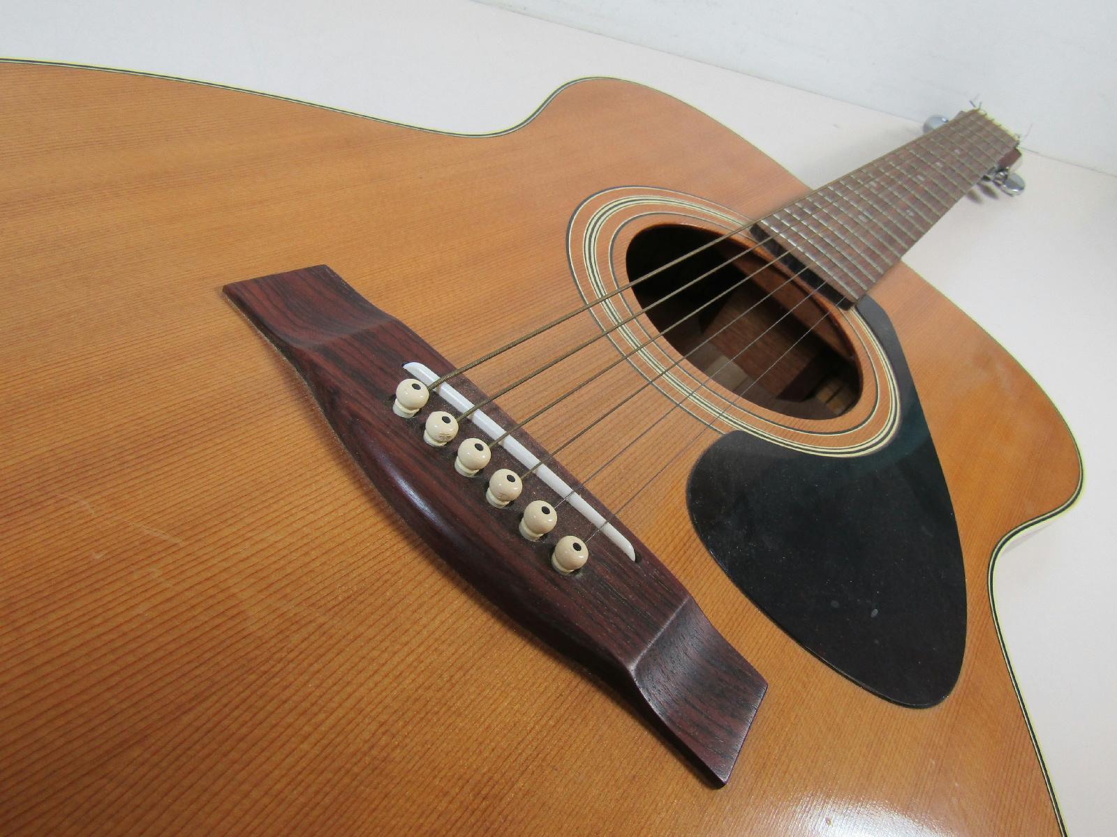 Vintage yamaha steel string fg331 full size acoustic guitar for Yamaha acoustic guitar ebay