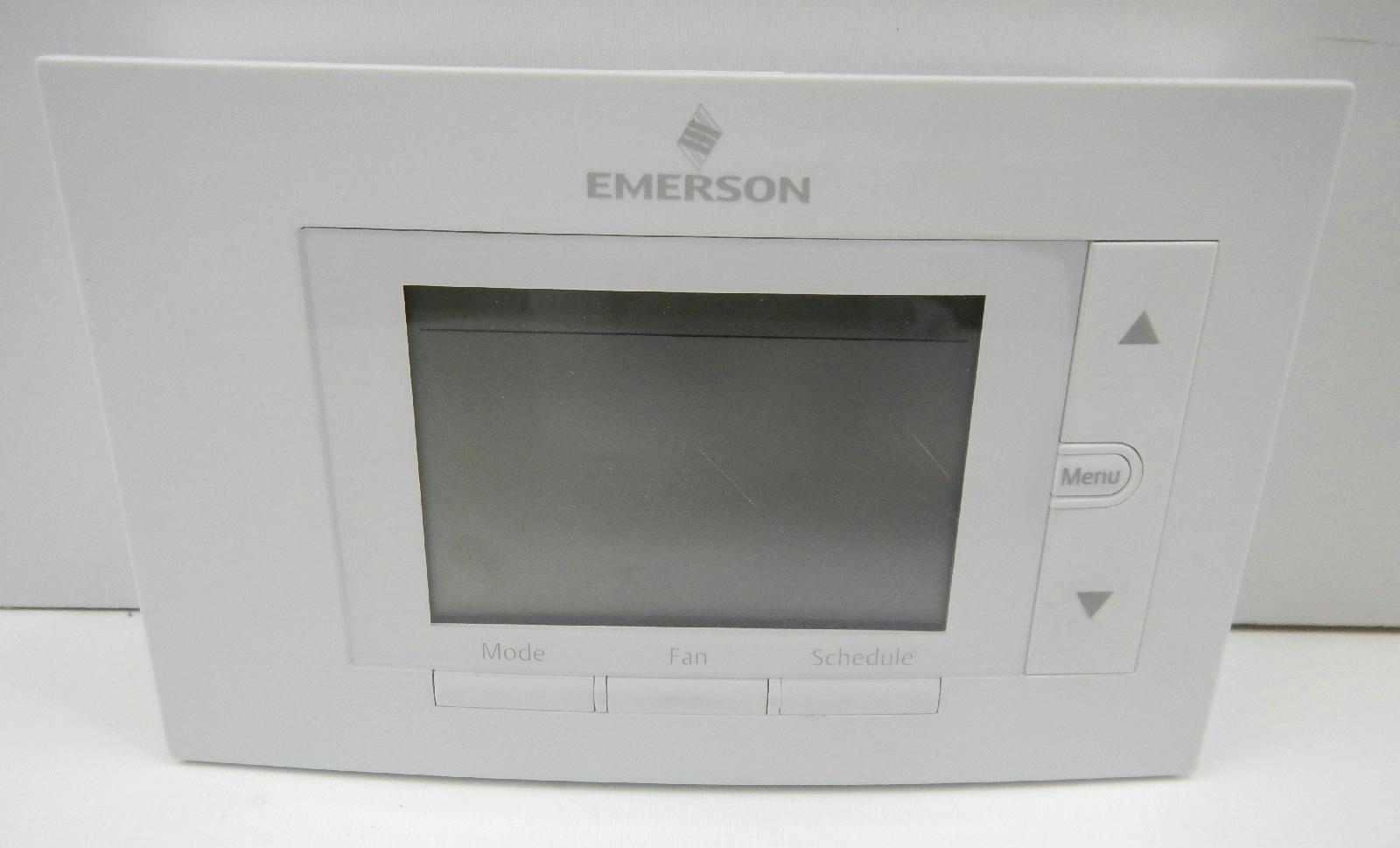 Emerson sensi programmable wifi hvac thermostat for smart for Emerson sensi