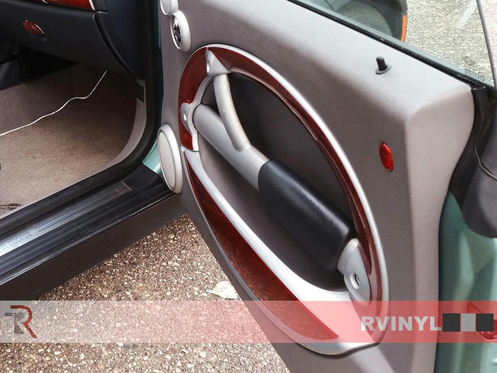 rdash dash kit for mini cooper 2002 2004 auto interior decal trim ebay. Black Bedroom Furniture Sets. Home Design Ideas