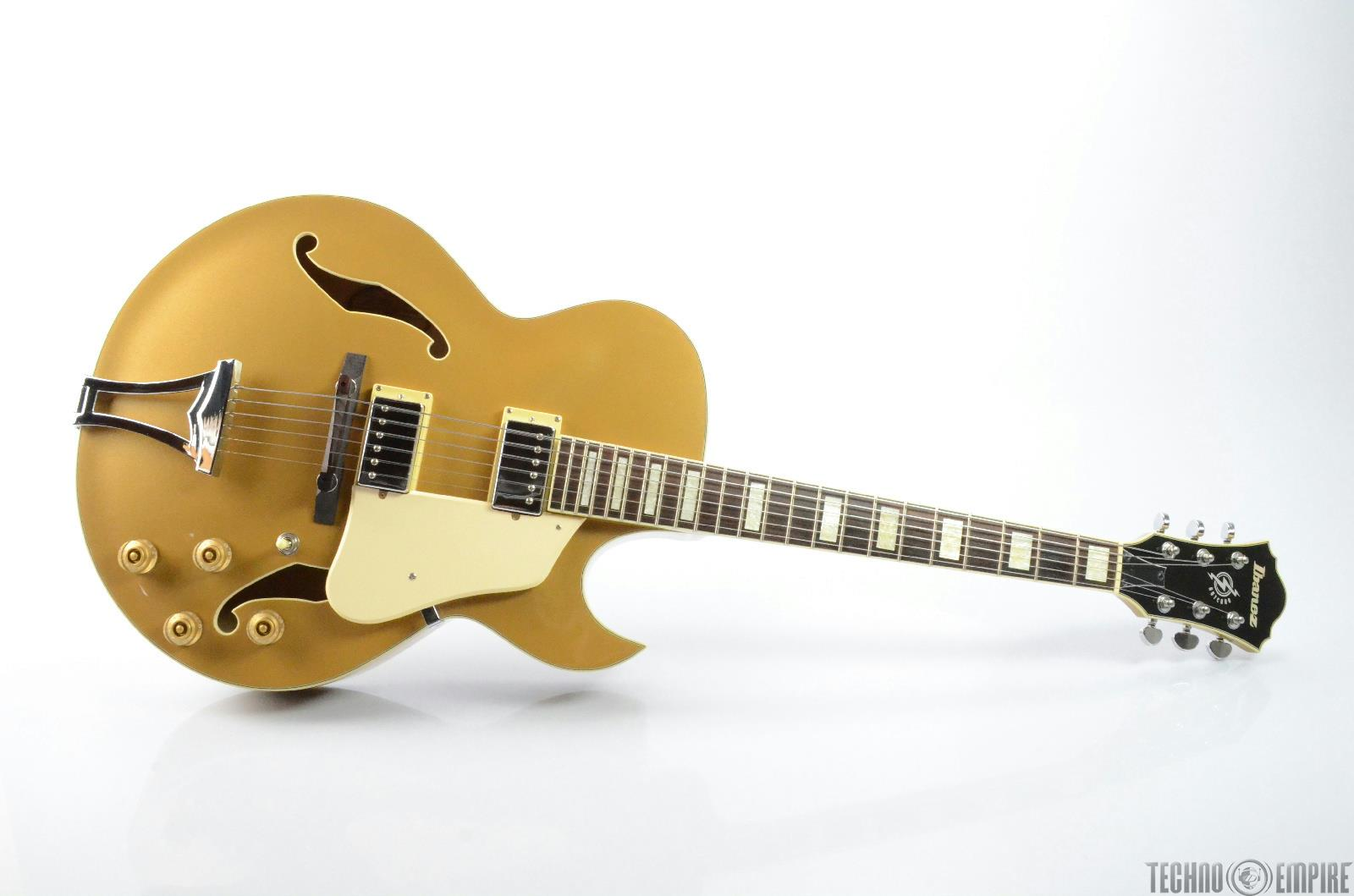 IBANEZ Artcore Series AK75D Hollowbody Electric Guitar w/ Hard Case #26638