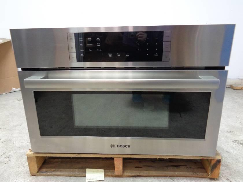 "BOSCH 800 Series 30"" 1.6 cu. ft Speed Oven HMC80151UC ..."