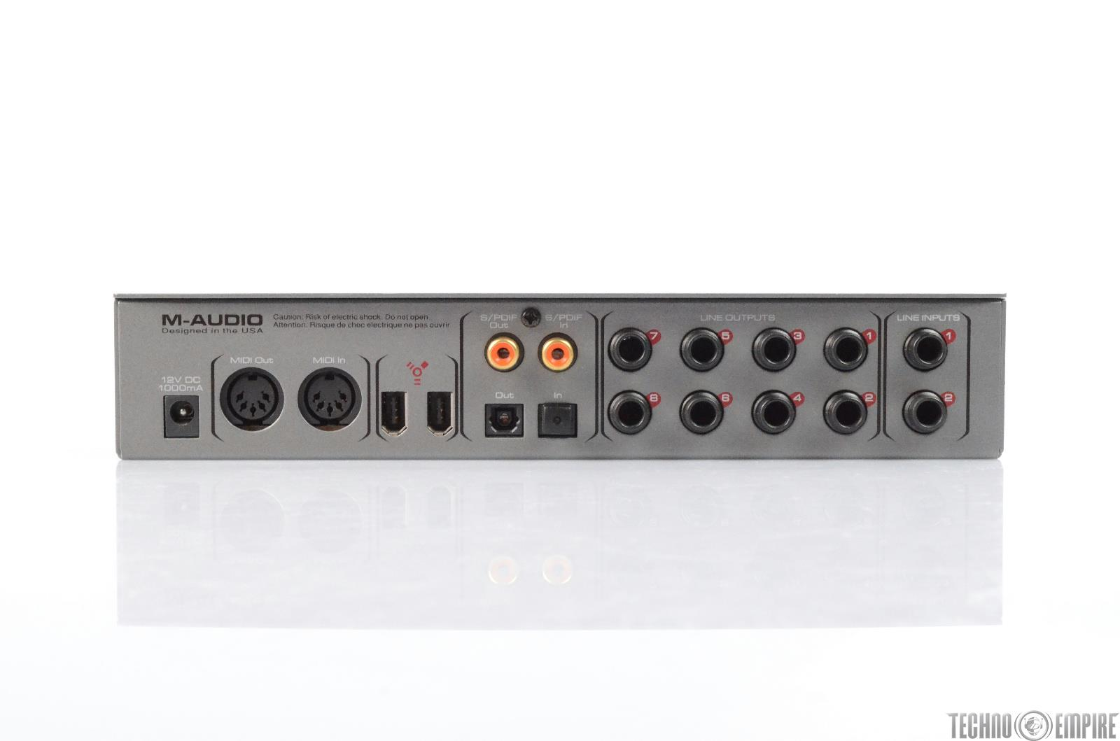 m audio firewire 410 computer audio interface andrew gold 26796. Black Bedroom Furniture Sets. Home Design Ideas