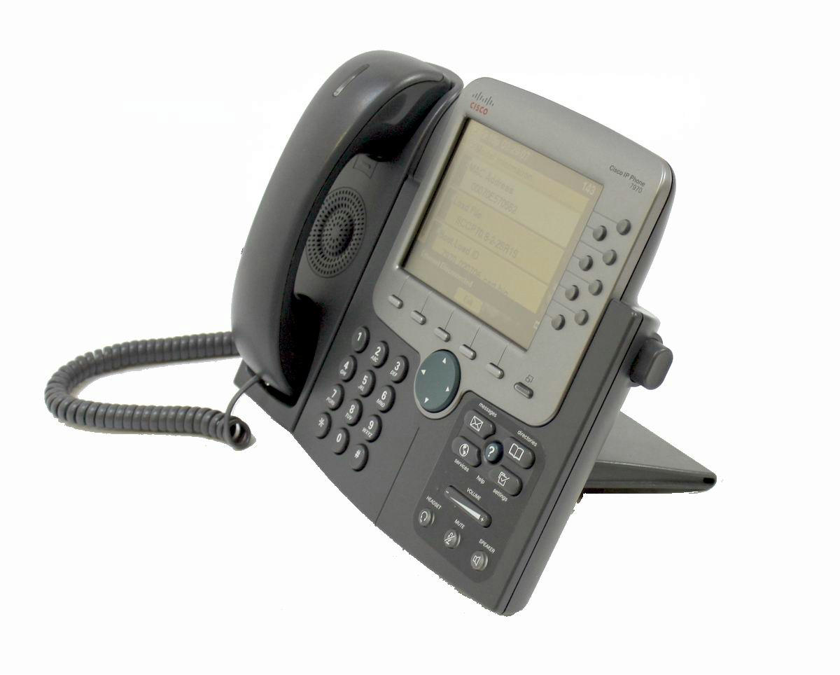 CISCO 7970G IP PHONE SCCP UPDATE