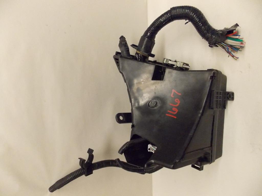 03-06 Kia Sorento 3.5L Under hood Relay Fuse Box Block Warranty #1667