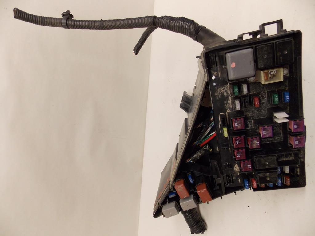 09 12 Subaru Forester 25l Under Hood Relay Fuse Box Block Warranty 1680