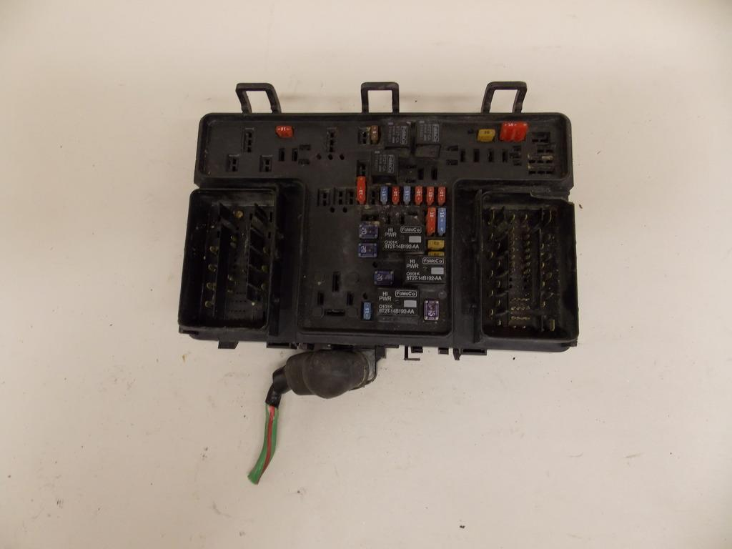 13-14 Lincoln MKZ 2.0L Under hood Relay Fuse Box Block Warranty #1707