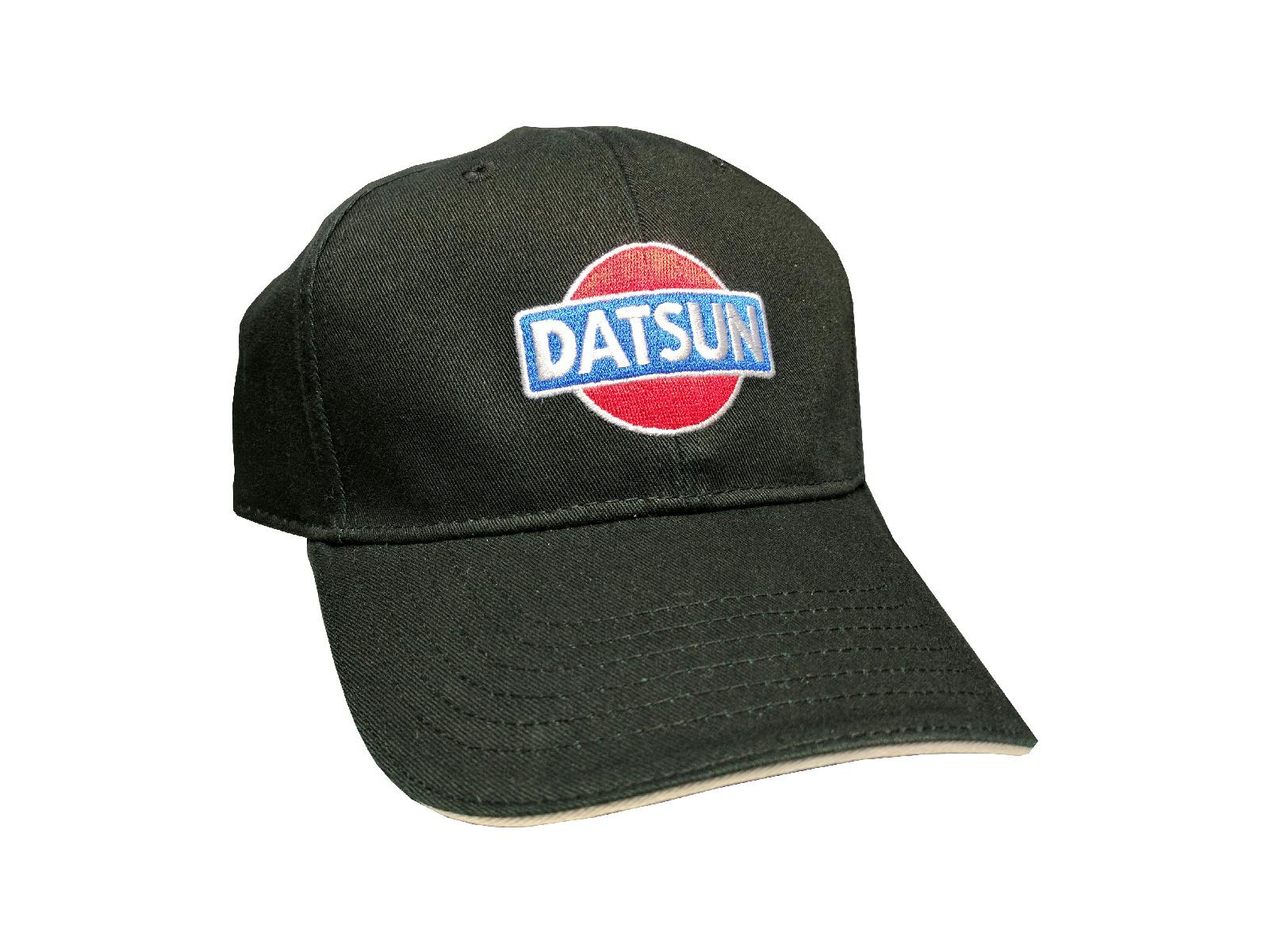 60cf63cc07c Custom Datsun Black Snapback Cap