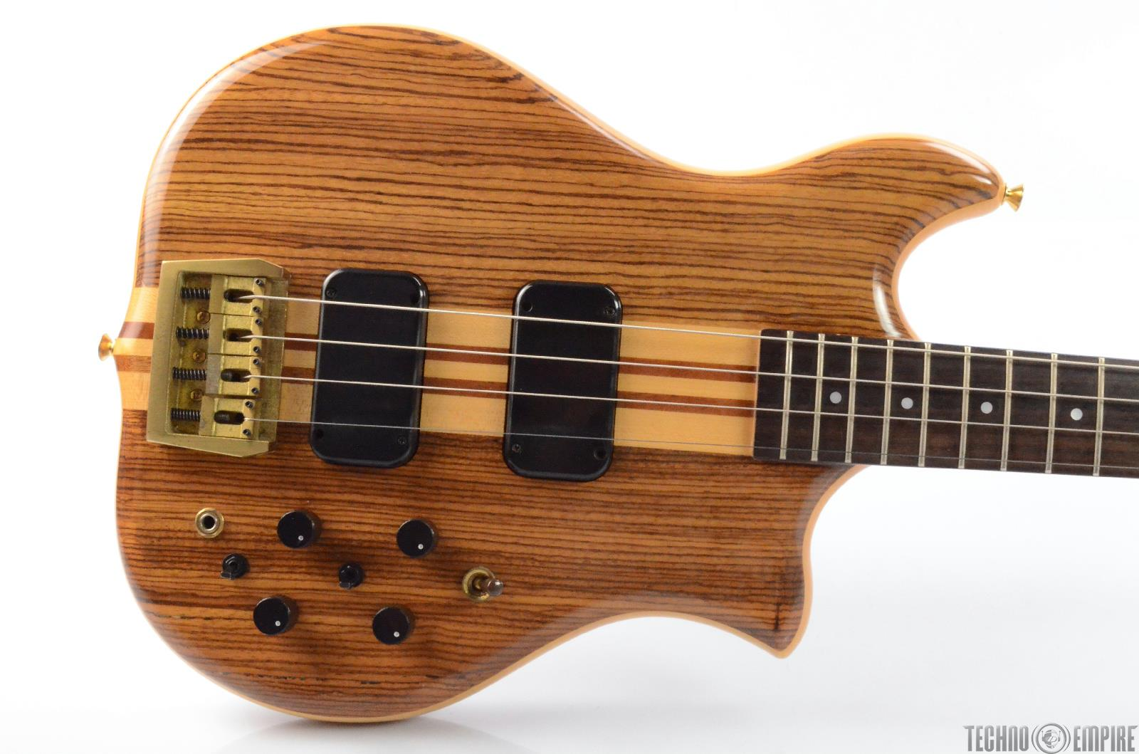 kawai fiib f2b alembic model electric bass guitar mij japan w case 26372 ebay. Black Bedroom Furniture Sets. Home Design Ideas