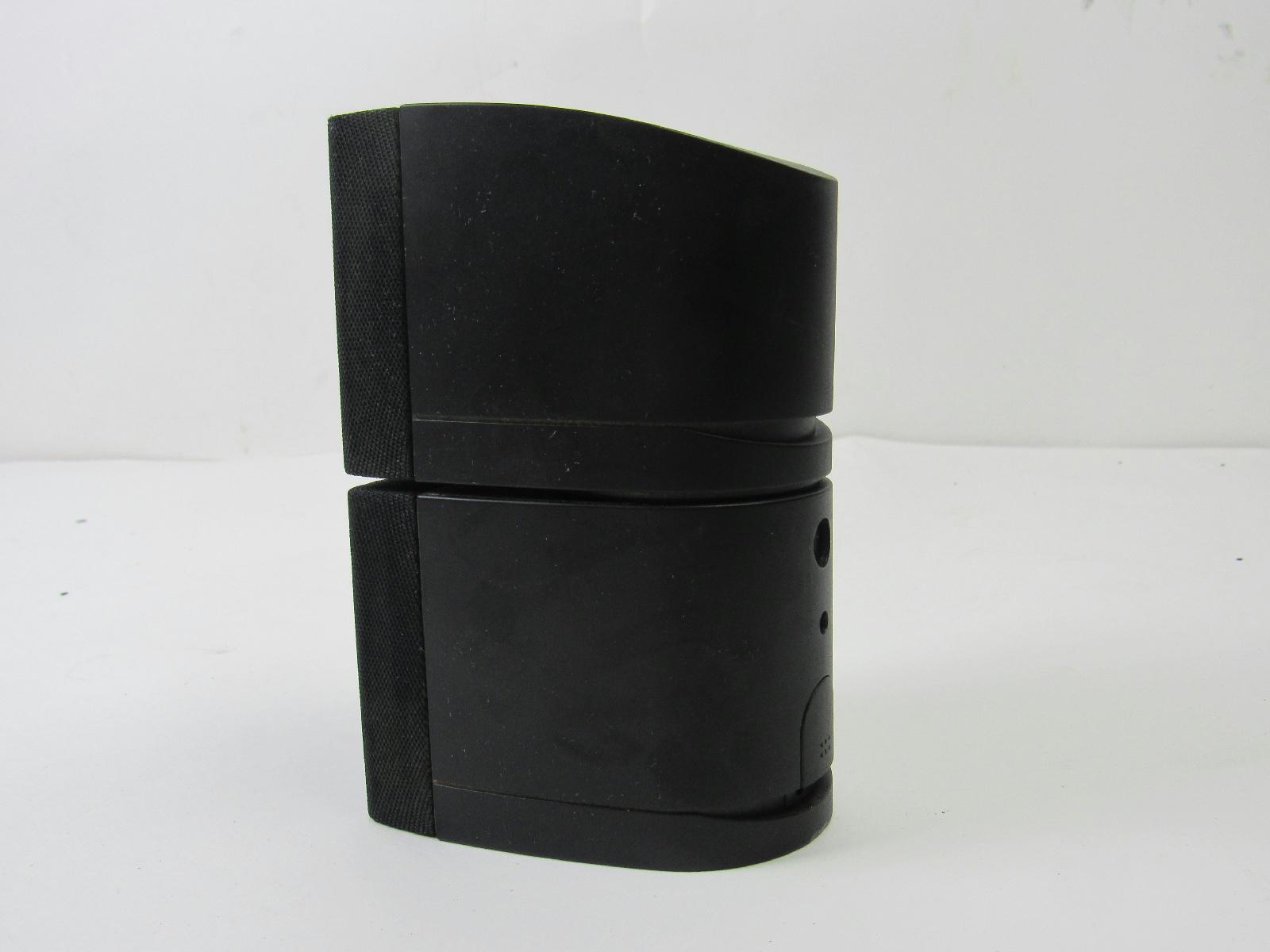 1 bose double cube speaker black ebay. Black Bedroom Furniture Sets. Home Design Ideas