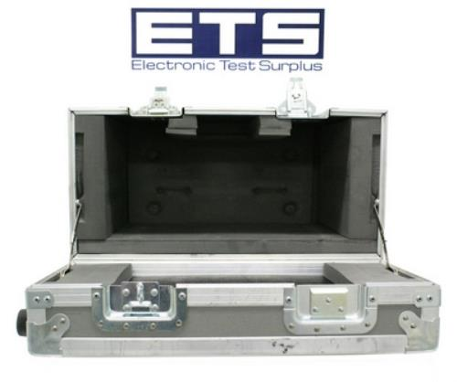 Electronic Test Equipment : Siecor electronic test equipment flight road case w
