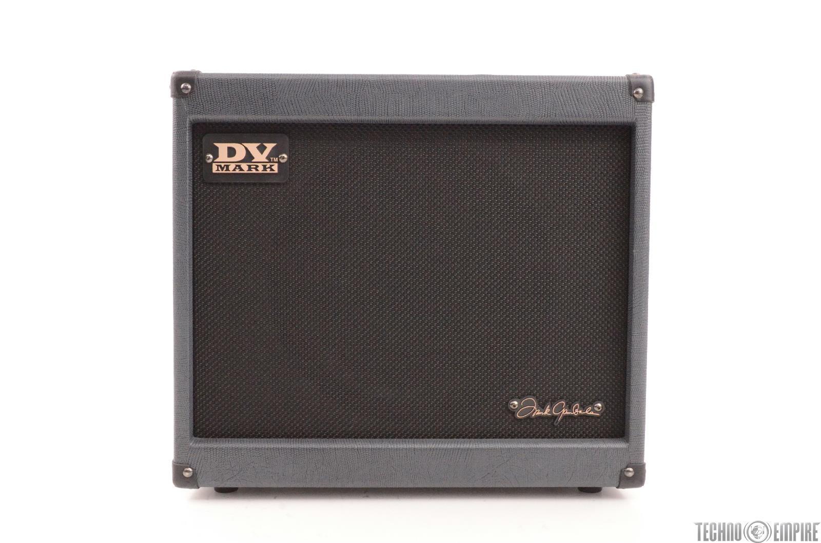 DV MARK FRANK GAMBALE Combo 112 Guitar Amplifier 1x12 Signed By FRANK! #26844 (PENDING REPAIR)