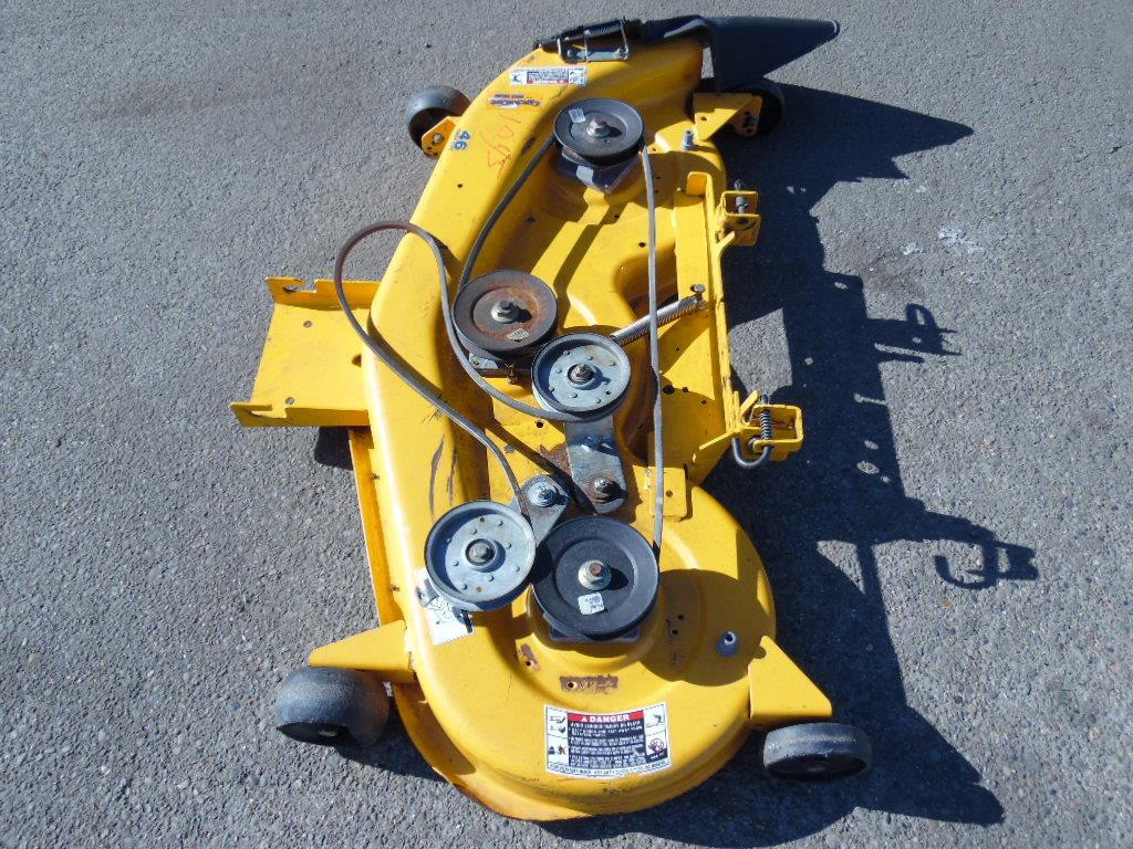 Cub Cadet Lt1045 Lawn Tractor 46 Quot Mower Deck 983 04172 0716