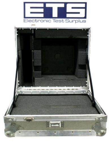 Electronic Test Equipment : Sumitomo electronic test equipment flight road case w