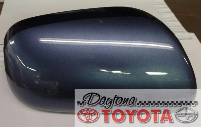 OEM TOYOTA PRIUS OUTER DRIVER/'S MIRROR COVER GRAY 87945-47020-J1 FITS 2010-2015