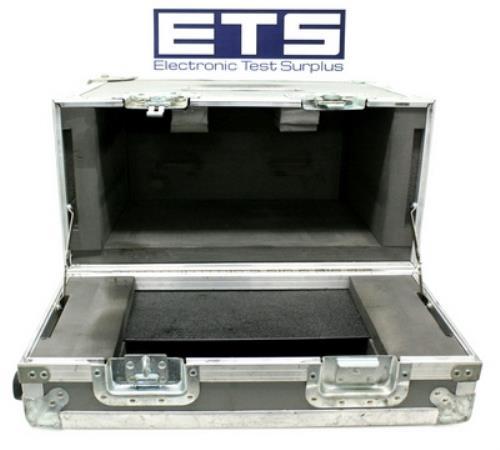 Electronic Test Equipment : Siecor electronic equipment flight road case w handle