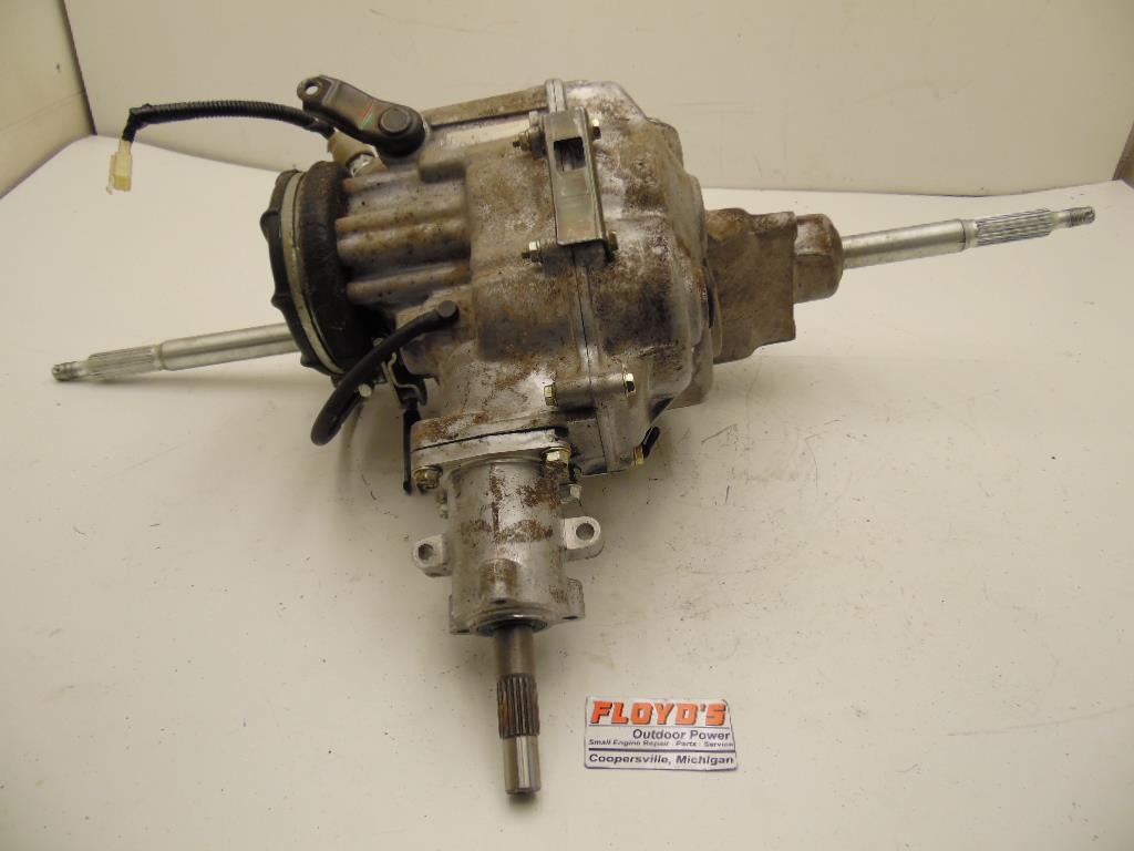 Broken Lawn Tractor Transmission : Honda ht lawn tractor transmission transaxle