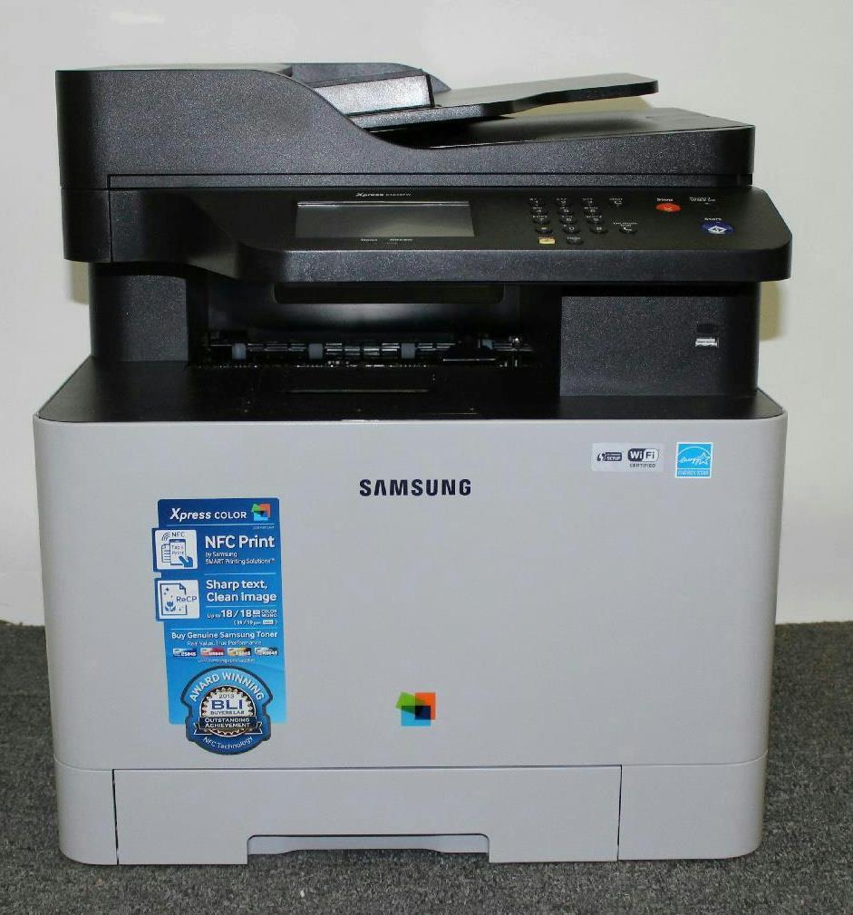 Samsung SL-C1860FW MFP Printer/Scanner Drivers Mac