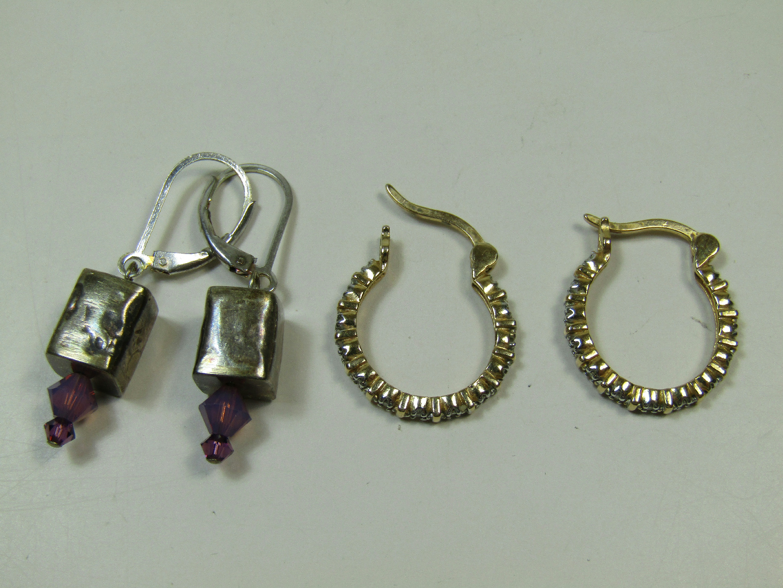 failed magnet test sterling silver jewelry lot ring charm