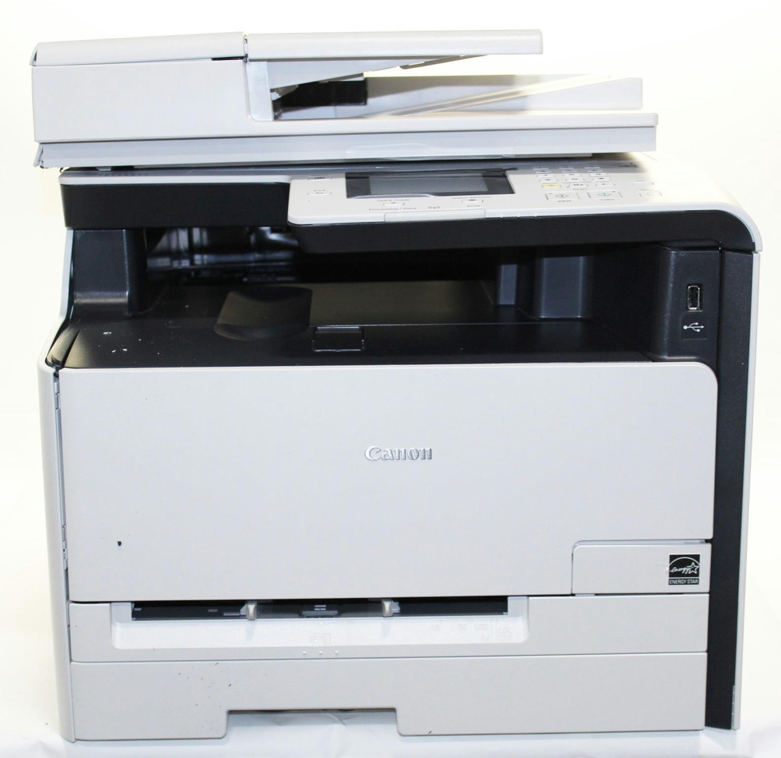 Details about Canon MF46Cw Color MF Printer/Scanner/Copier/Fax 46B46  *For Parts* 46