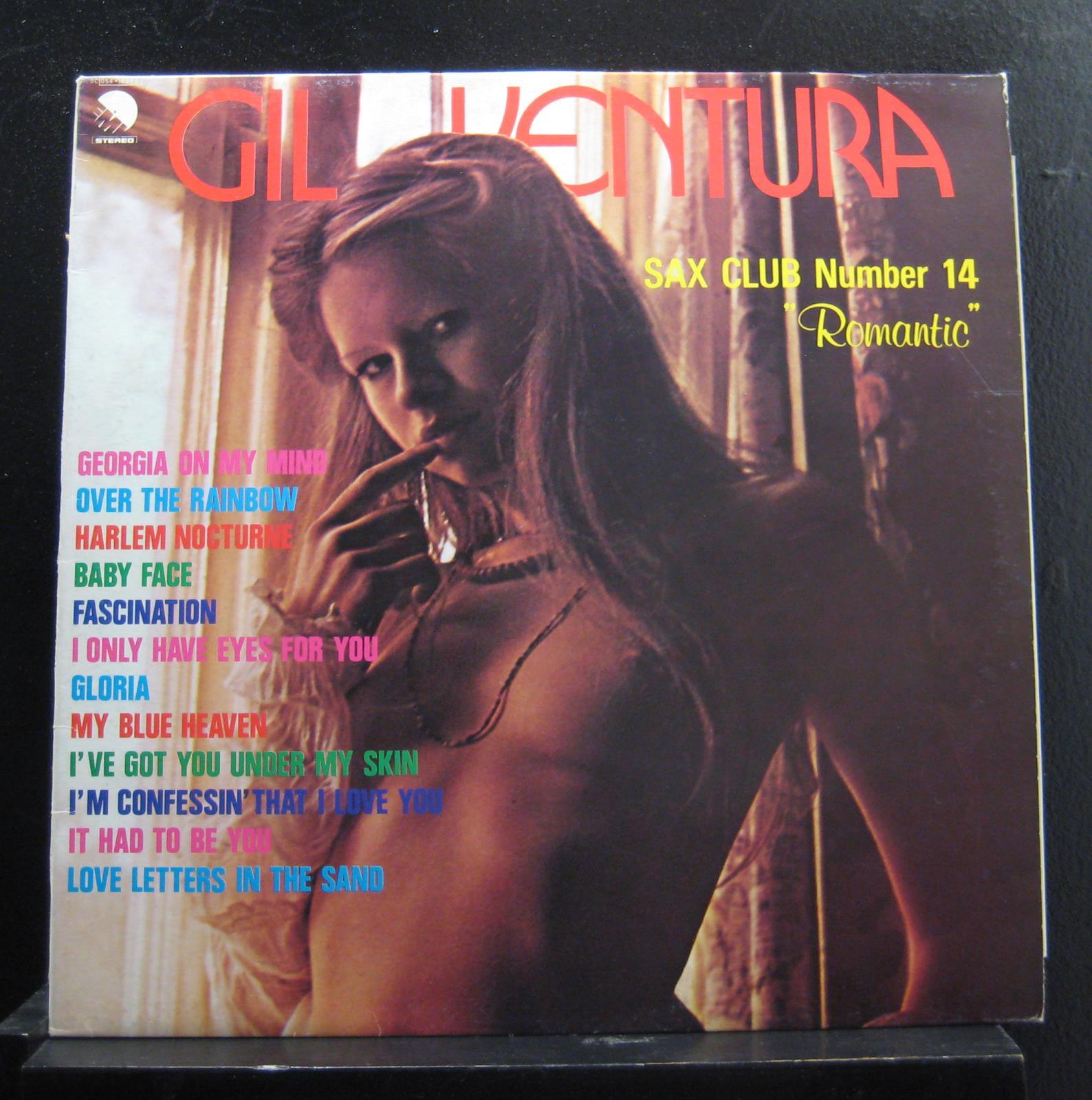 Gil Ventura Sax Club Number 14 Romantic