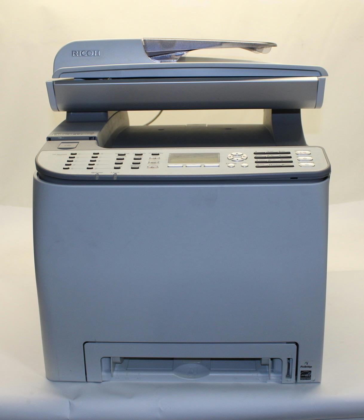 Ricoh Aficio SP C240SF Printer Drivers Download Free