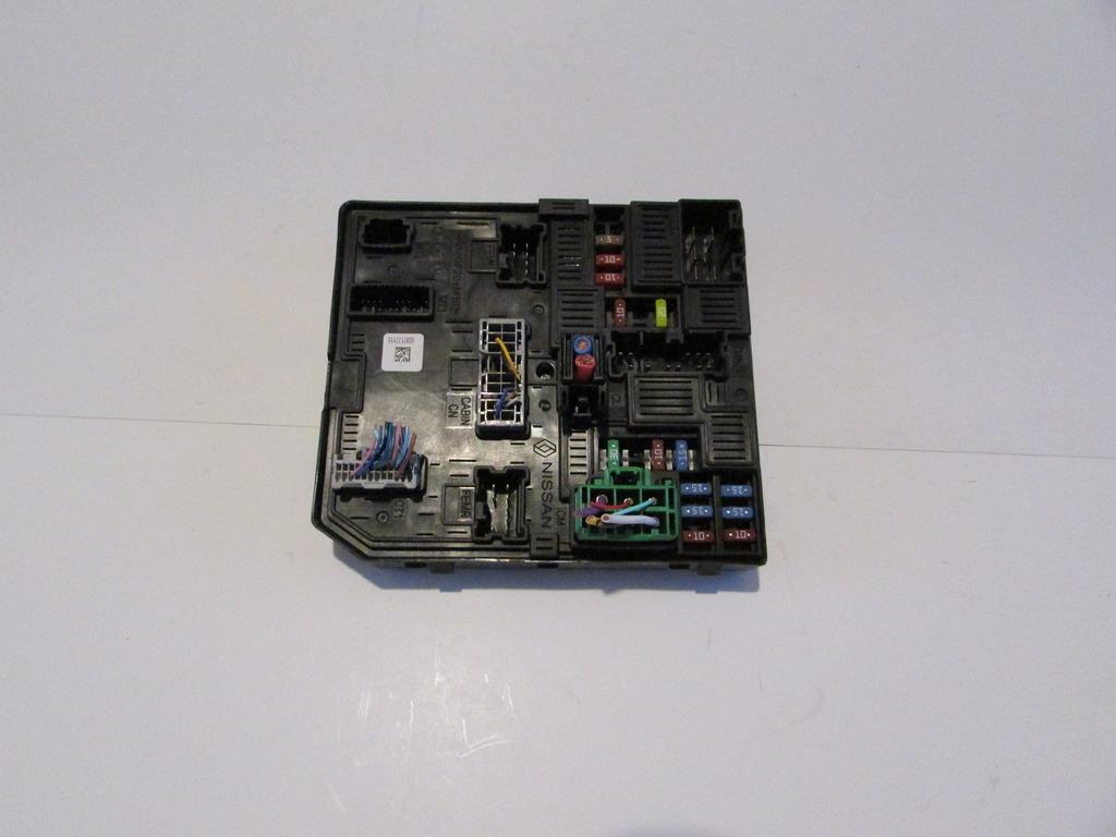 14-15 Nissan Rogue Under hood Relay Fuse Box Block Warranty #1732