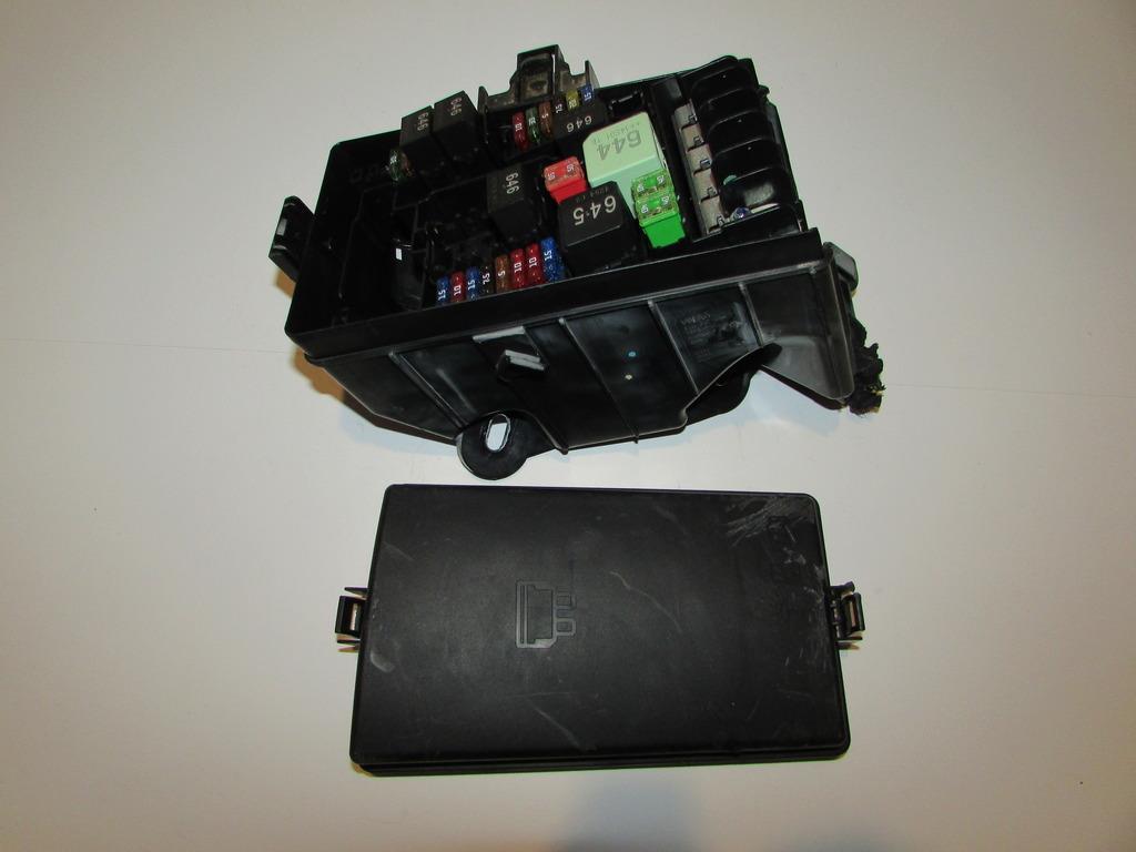12 15 Audi A3 18l Bajo Garanta De Bloque Campana Rel Caja 90 Fuse Box Under Hood Relay Block Warranty 1745