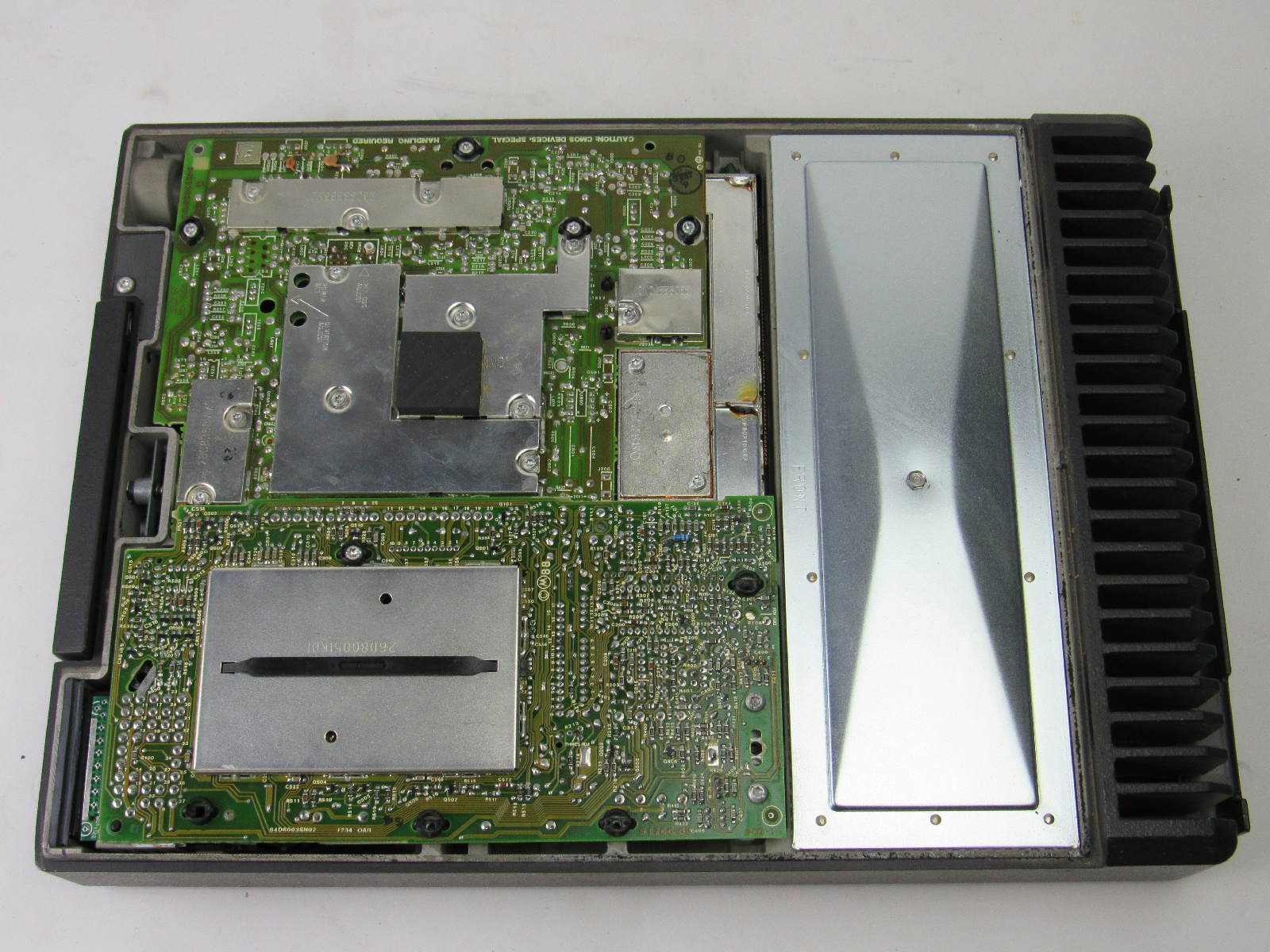 Motorola Systems 9000 800 Mhz Mobile Drawer Unit Ebay