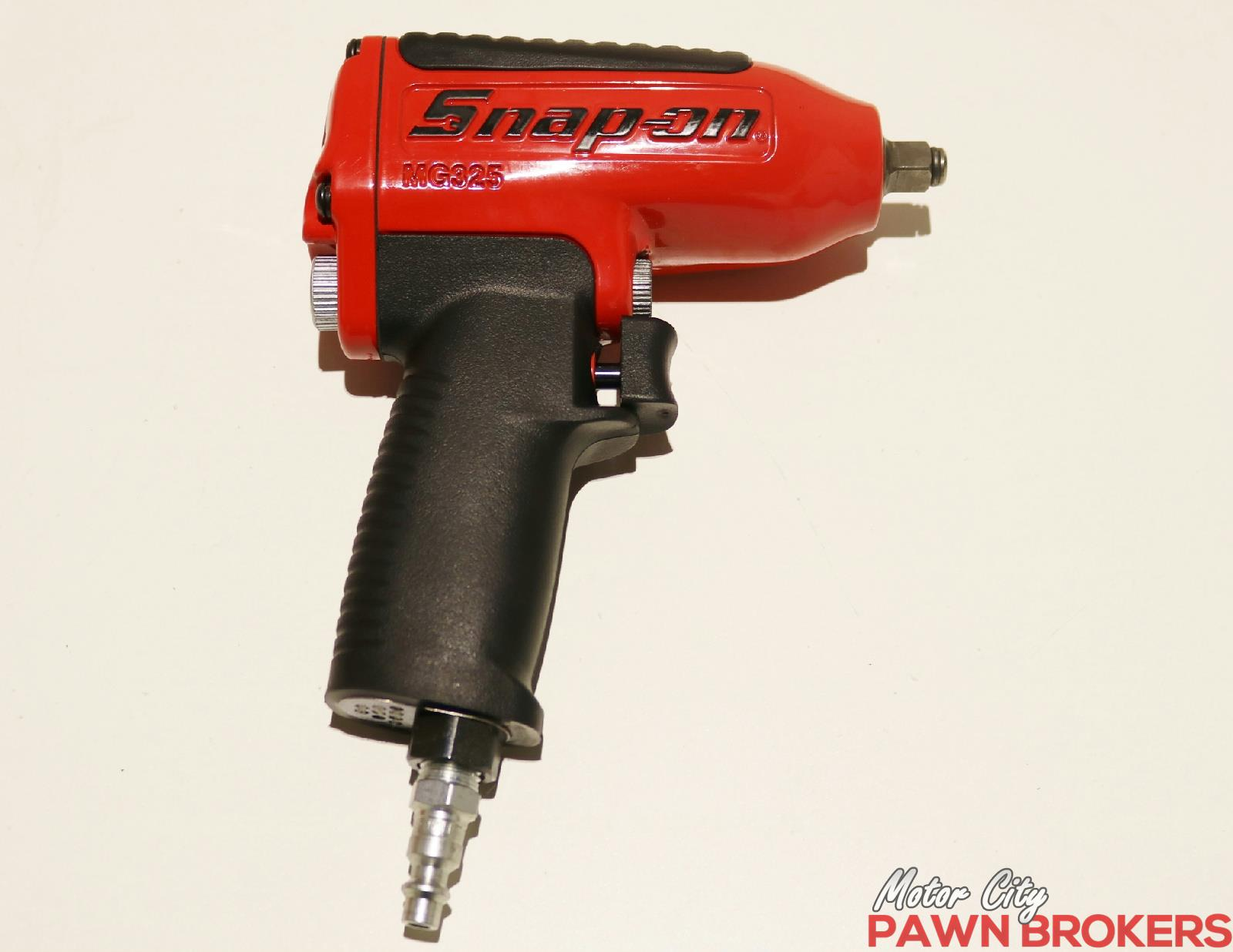 Snap On Mg325 3 8 Drive Usa Air Impact Wrench