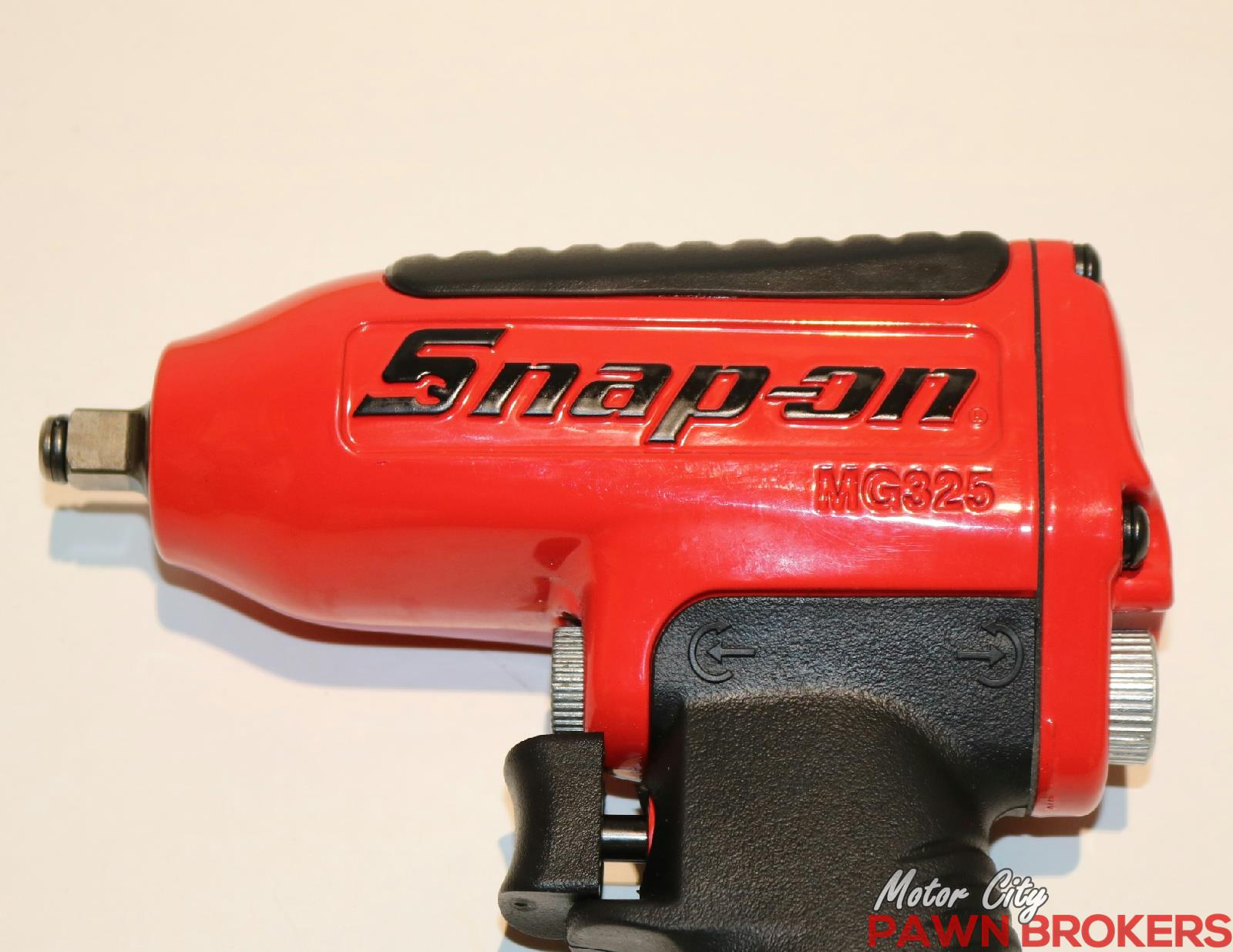 Snap on mg325 3 8 drive usa air impact wrench for Motor city pawn brokers roseville mi