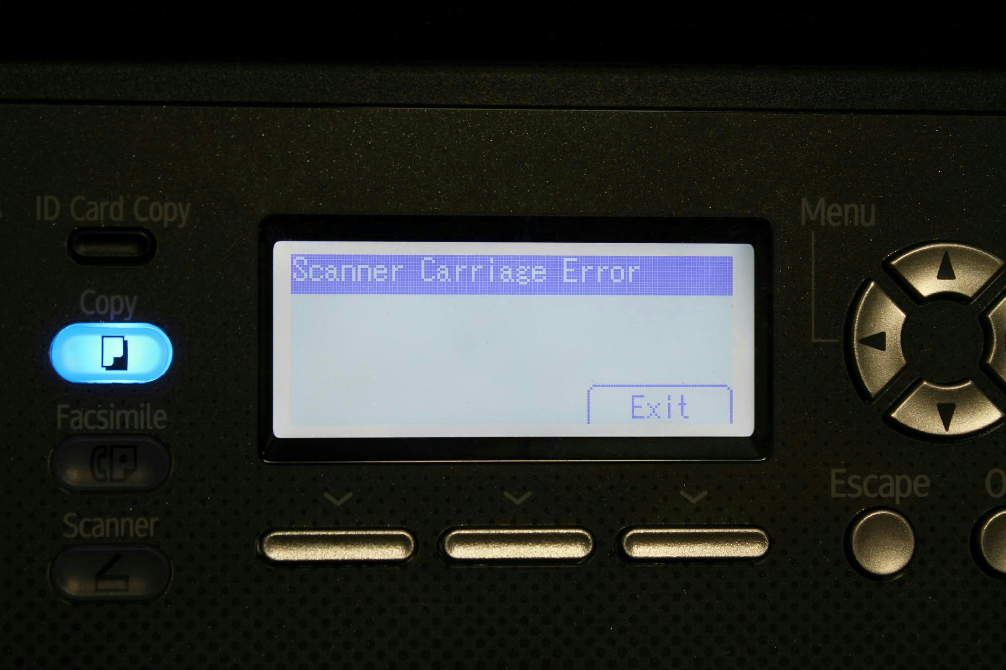 Ricoh SP C250SF Color Laser MFP Printer 407523 120v *For Parts ...