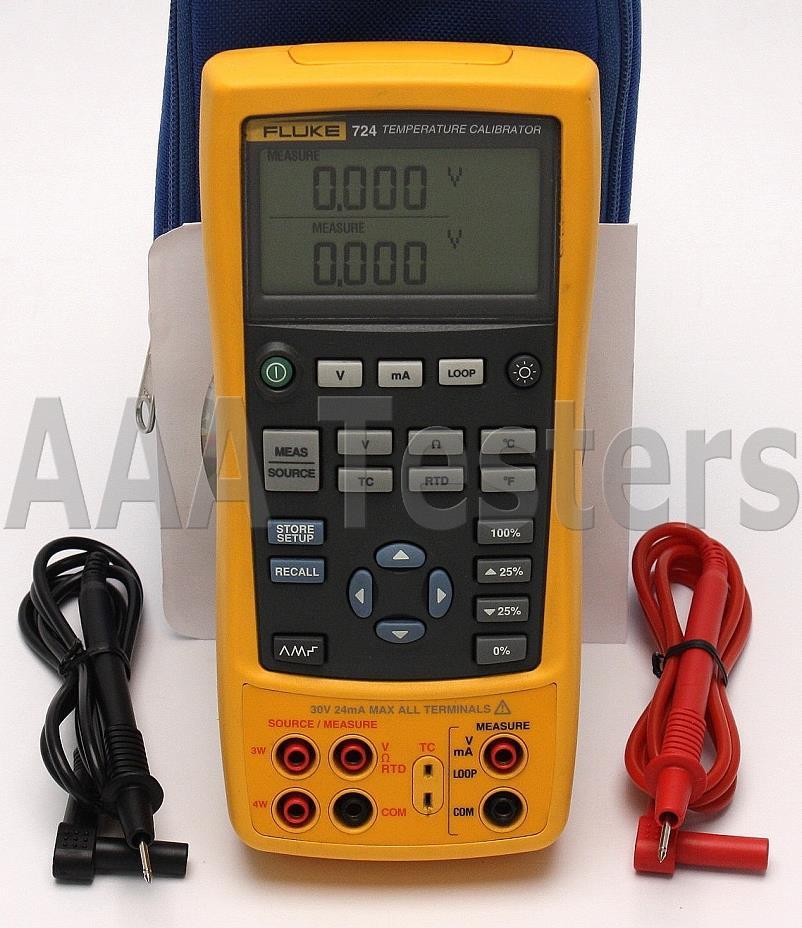 fluke 714 thermocouple calibrator manual