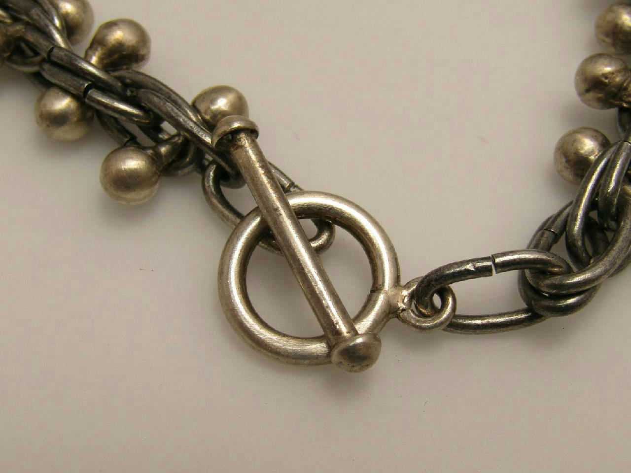 418 Atlantic Necklace - look at the clasp! | Metalwork ... |Modern Jewelry Clasp