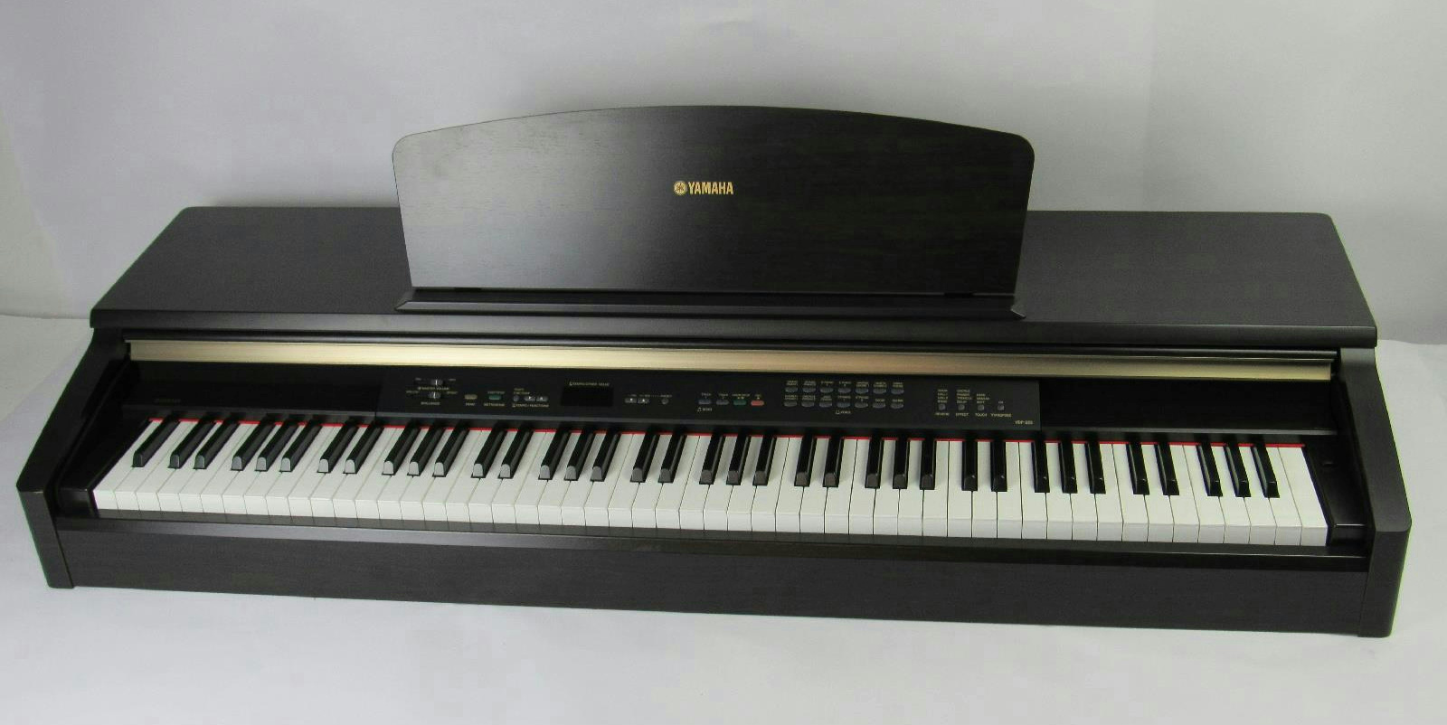yamaha ydp 223 digital piano 88 key keyboard polyphony tone generator voice ebay. Black Bedroom Furniture Sets. Home Design Ideas