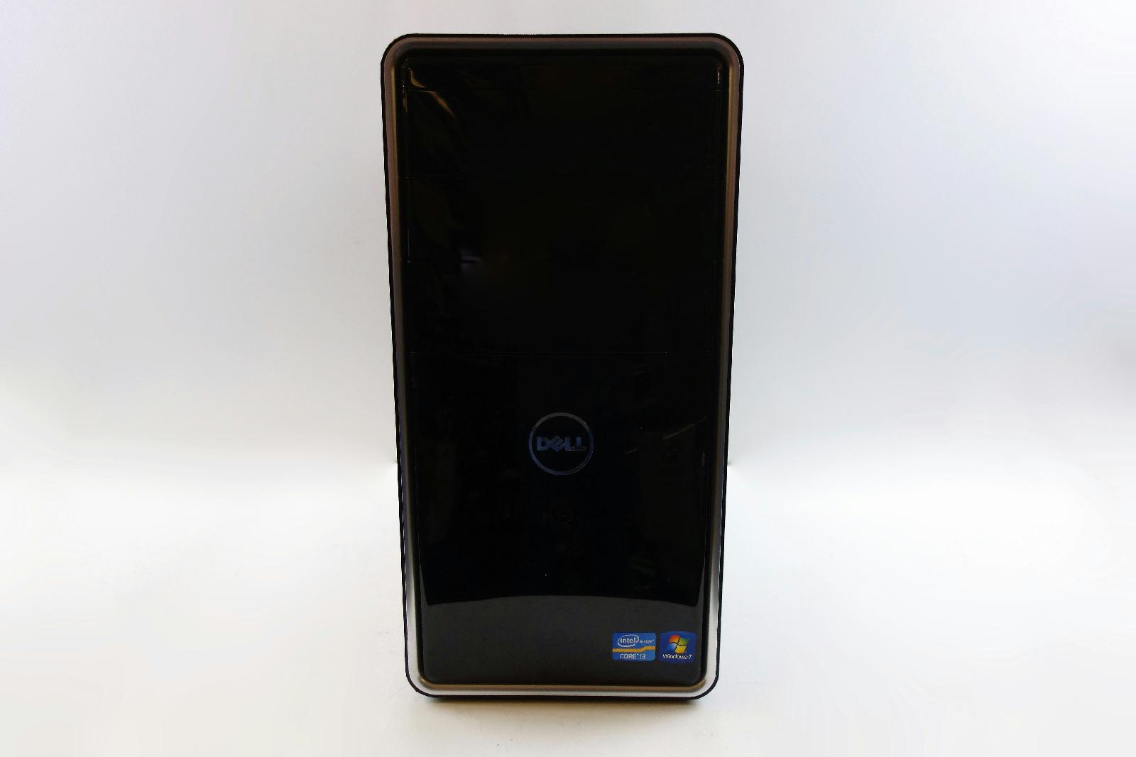 dell inspiron 620 mini tower desktop intel core i3 2100 8gb ram 1tb hdd ebay. Black Bedroom Furniture Sets. Home Design Ideas