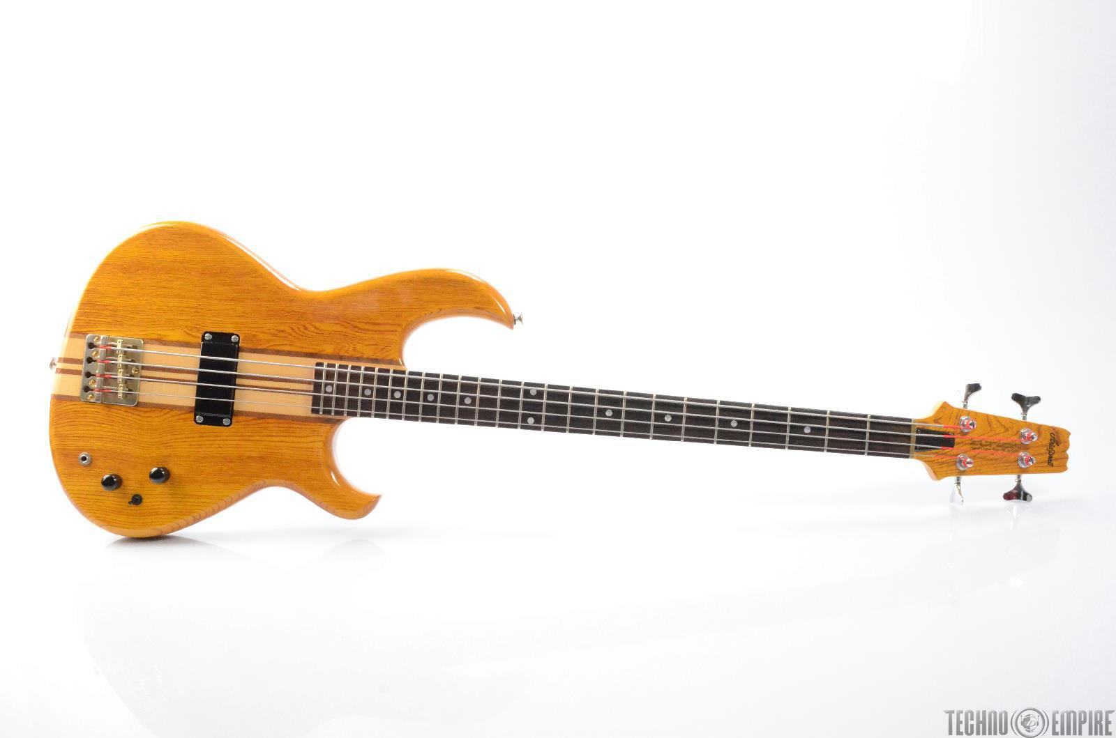 aria pro ii sb 600 electric bass guitar w gig bag 26405 ebay. Black Bedroom Furniture Sets. Home Design Ideas
