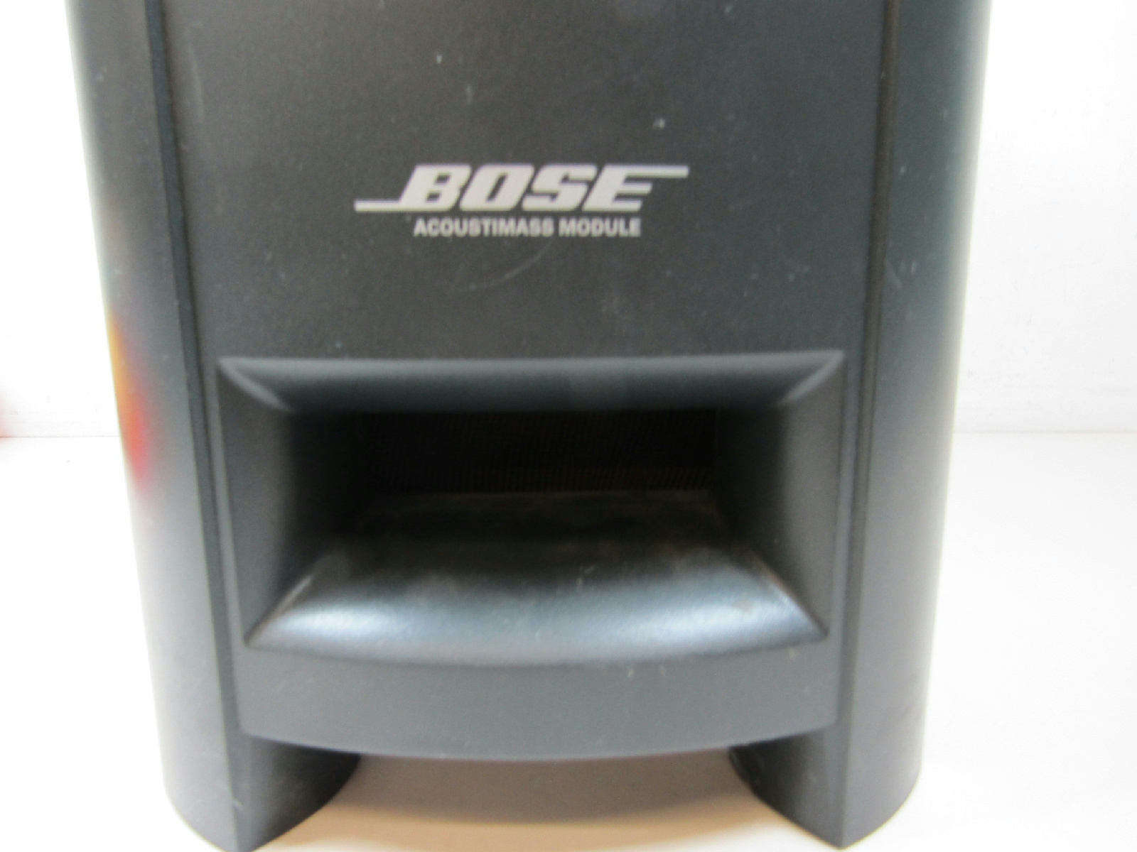 bose acoustimass module subwoofer for ps 3 2 1 ii powered. Black Bedroom Furniture Sets. Home Design Ideas