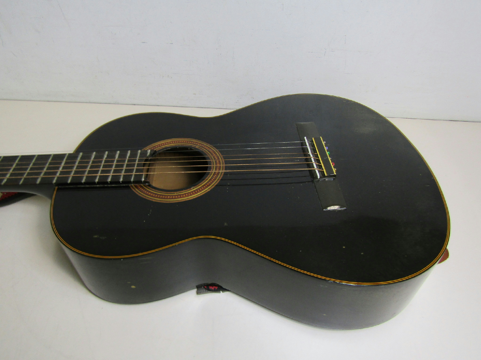 yamaha g55 1 bk special edition acoustic guitar in hard case parts repair ebay. Black Bedroom Furniture Sets. Home Design Ideas