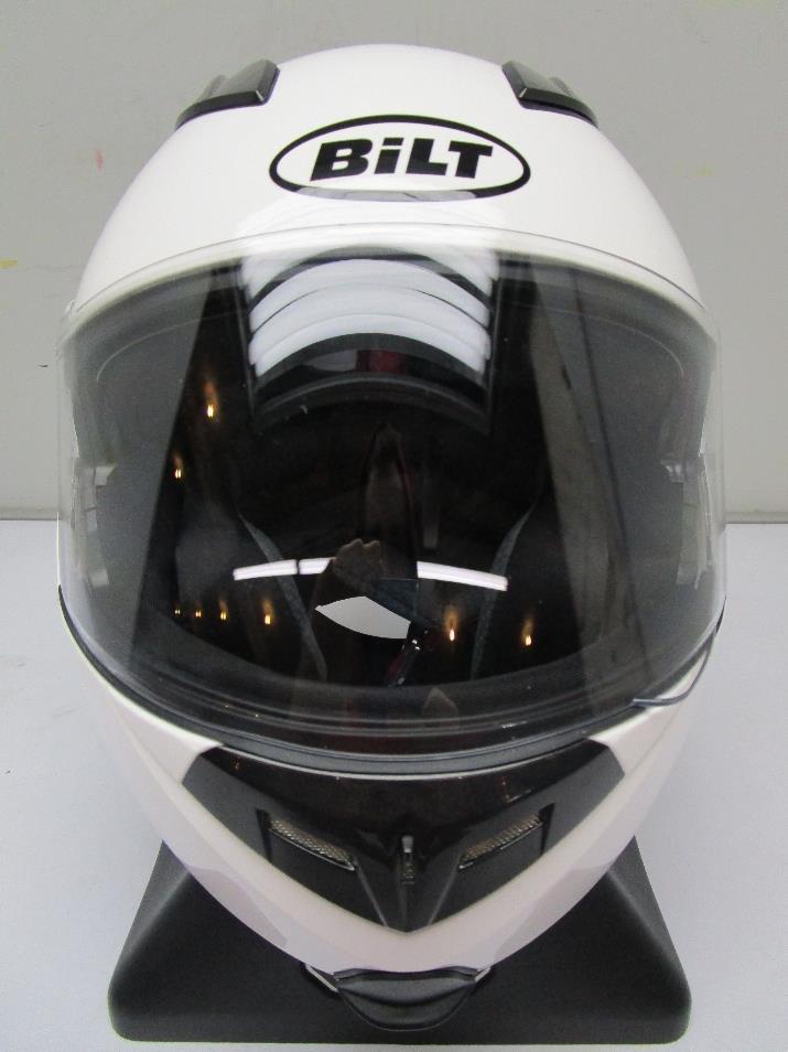 Bilt Techno System Modular Bluetooth Motorcycle Helmet