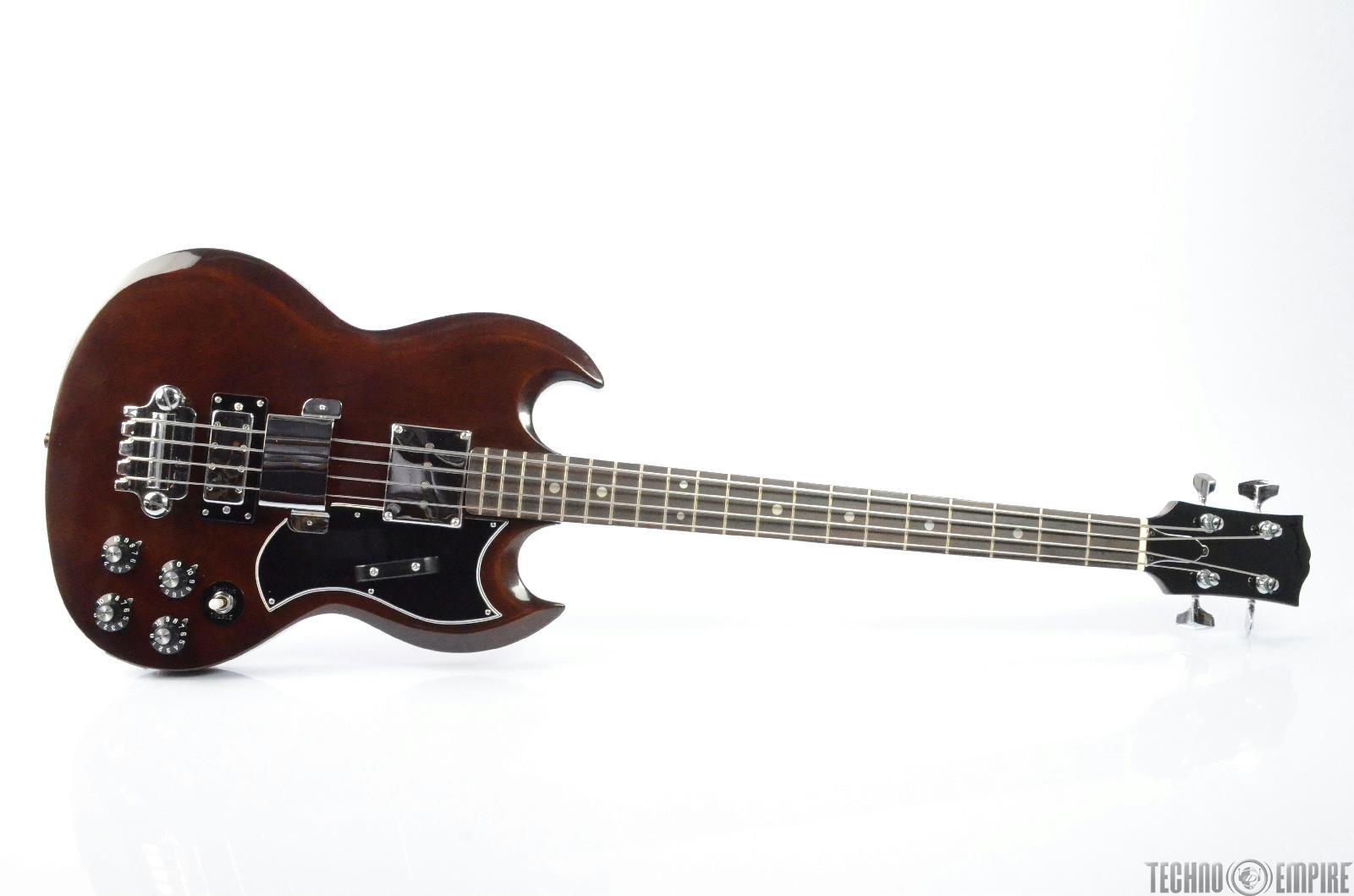 Vintage Ariel Greco Emperador SG Electric Bass Guitar Made in Japan #26382