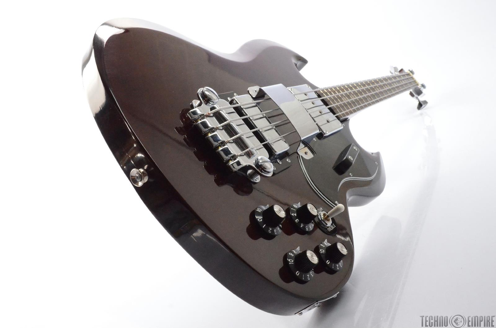vintage ariel greco emperador sg electric bass guitar made in japan 26382 ebay. Black Bedroom Furniture Sets. Home Design Ideas