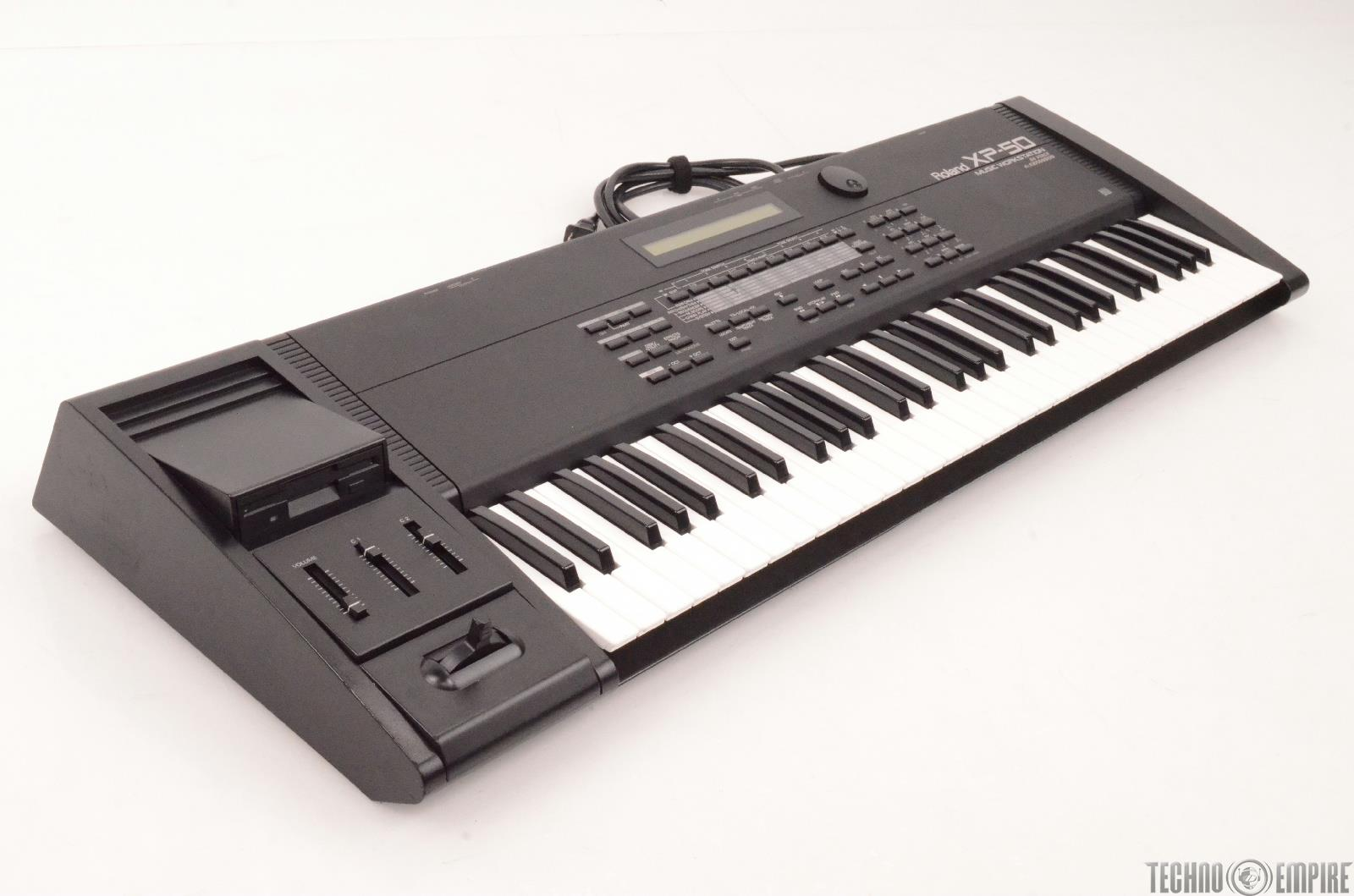 Musician Keyboard Workstations : roland xp 50 music workstation 61 key keyboard 64 voice 4x expansion midi 27148 ebay ~ Vivirlamusica.com Haus und Dekorationen